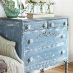 Milk Painted Furniture Modern Farmhouse Crackle