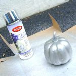 Mirror Spray Paint Looking Glass Silver