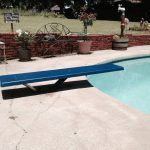 Miscellaneous Coatings Coated Diving Board Color Electric