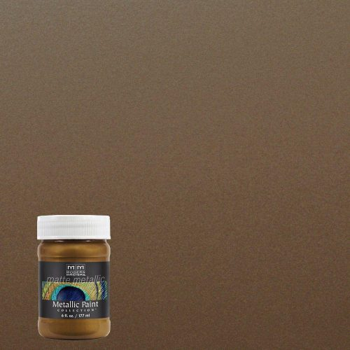 Modern Masters Blackened Bronze Matte Metallic Interior Paint Home