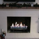 More Trays Performance Fireplace Glass Custom Stainless Steel Contemporary