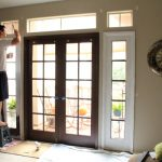 Most Dreaded Project Done Painting Our French Door