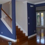 Much Paint House Interior Blue White Wall Colors Ideas Home