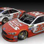 Nascar Cup Series Paint Schemes Team Fas