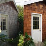 Natural Cedar Shingle Cleft Painting