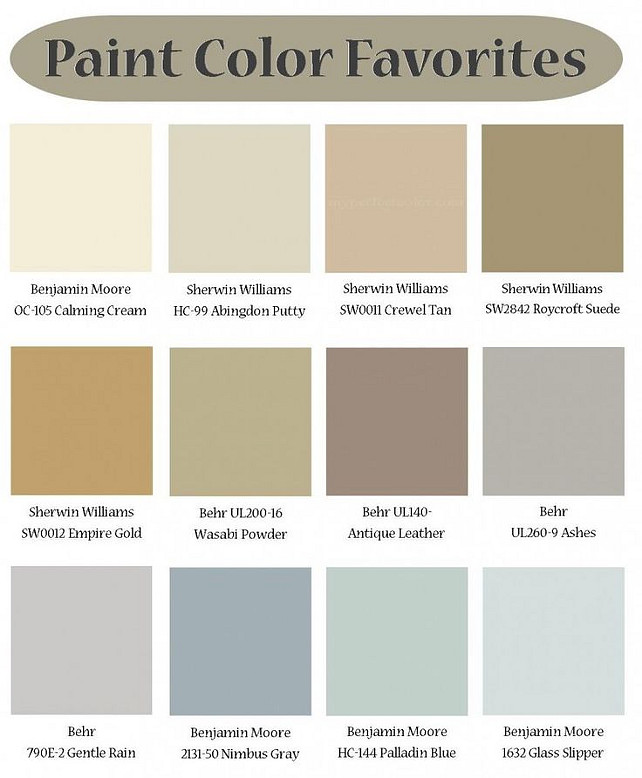 New Paint Color Ideas Home Bunch Interior