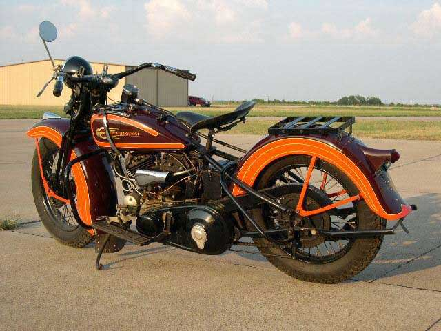 New Paint Colors Help Harley Davidson