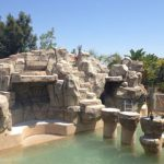 New Sealer Makes Fake Rock Paint Last Over Decade Major Theme Parks