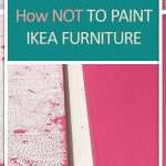 Not Paint Ikea