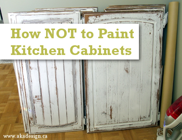 Not Paint Kitchen Cabinets Everyone Tells Things Sometimes