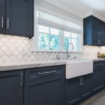 Nuvo Oxford Blue Cabinet Paint Kit Giani