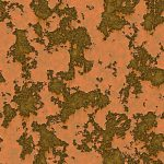 Old Grungy Peeling Paint Rusty Metal Texture