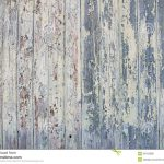Old Painted Wood Texture