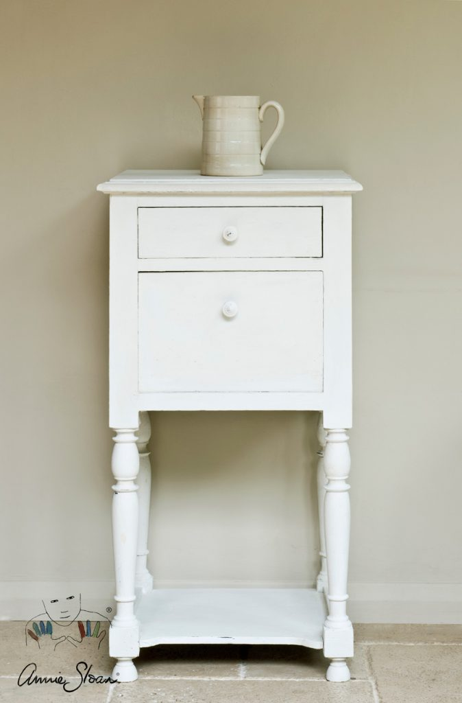 Old White Chalk Paint Annie Sloan Litre Pot Dovetails