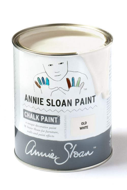 Old White Chalk Paint Annie