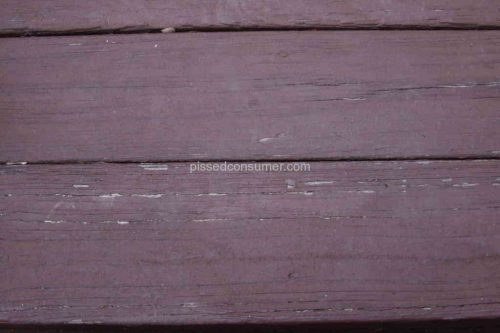 Olympic Paint Stain Rescue Deck Peeling Cracking Flaking
