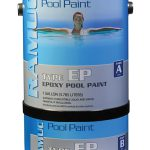 Only Type Epoxy Swimming Pool Paint Dark Blue
