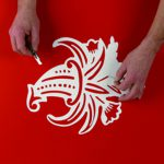 Oracal Paint Mask Stencil Film Sign Trade