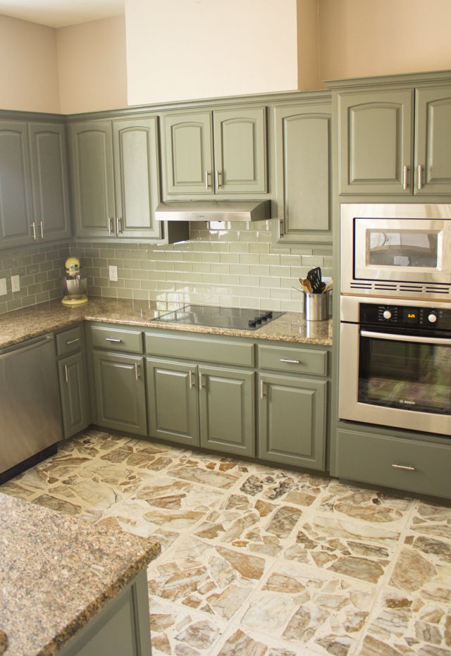 Our Exciting Kitchen Makeover Before After Home Pinterest Cabinet