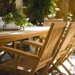 Outdoor Paint Wood Furniture