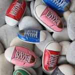 Over Best Rock Painting Ideas Kitchen Fun