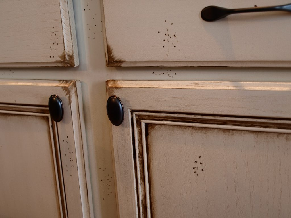 Paint Antique Kitchen Cabinets Way Cate