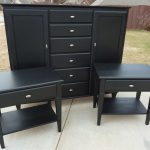 Paint Bedroom Furniture Black