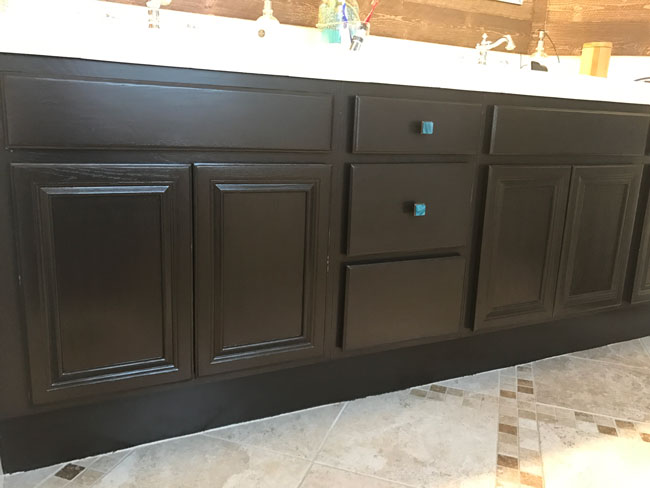 Paint Cabinets Gel Stain Diy Perfectly