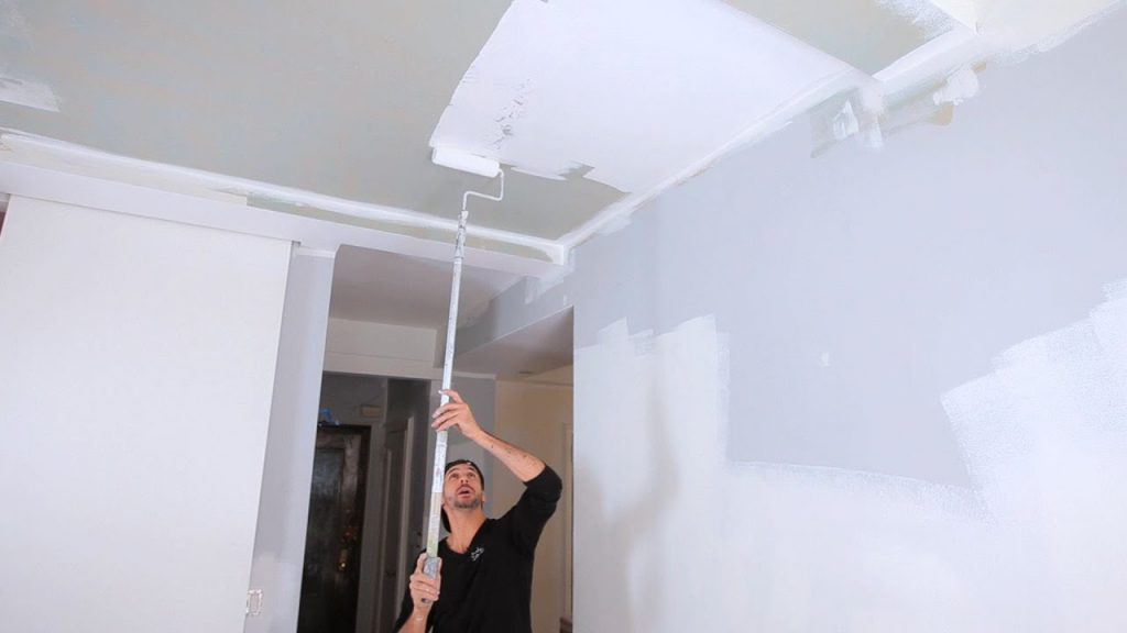 Paint Ceiling House Painting