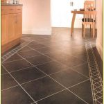 Paint Ceramic Floor Tile Kitchen