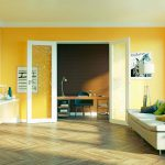 Paint Colors Make Small Room Look