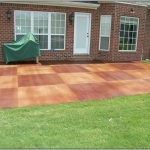 Paint Concrete Patio Slab Patios Home Design Ideas