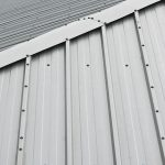 Paint Corrugated Metal Roofing