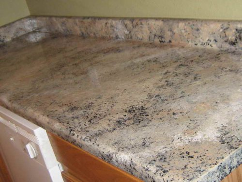 Paint Countertops Look Like Granite
