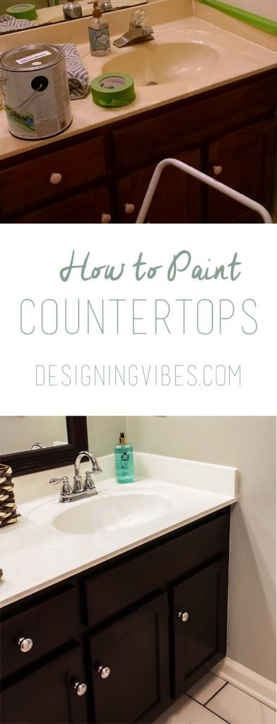 Paint Cultured Marble Countertops