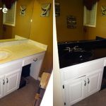 Paint Cultured Marble Sinks Countertops Waterproof High Gloss Primer