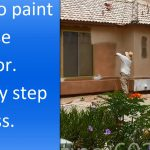 Paint Exterior Stucco House