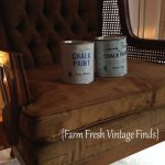 Paint Fabric Annie Sloan Farm Fresh Vintage