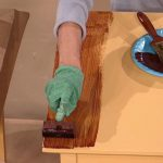 Paint Faux Wood Grain Tos