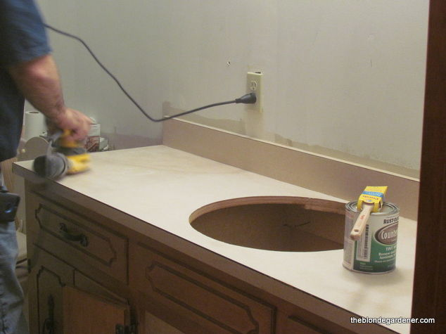 Paint Formica Countertop