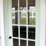 Paint French Door Without Losing Your Mind Creek Line