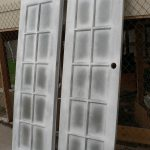 Paint French Doors Rustic