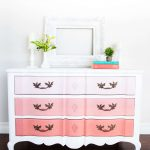 Paint Furniture Ombre Dresser Heart Nap