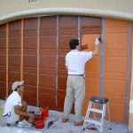 Paint Garage Door Long Service