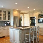 Paint Grade Kitchen Cabinets Designed Your Residence