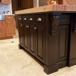 Paint Kitchen Cabinets Espresso Brown Everything Create Garage Doors Look Like