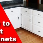 Paint Kitchen Cabinets White Diy