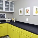 Paint Laminate Cabinets Chalk Kate