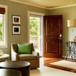 Paint Paneled Walls Home Design Ideas Remodel