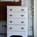 Paint Problem Furniture Look Distressed Without Sanding Petticoat